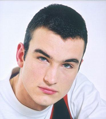 Attractive Male Faces
